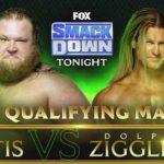 マネーインザバンク戦出場者決定戦、オーティス対ドルフ・ジグラー!【WWE・スマックダウン・2020.5.1・PART2】