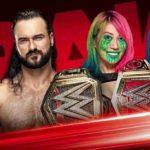 ダブル調印式でアスカとサーシャが乱闘!24/7王座戦、戸澤対トゥルース!【WWE・RAW・2020.6.29・PART1】