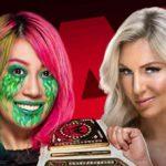 RAW女子王者アスカ対NXT女子王者シャーロット・フレアー!【WWE・RAW・2020.6.1・PART2】