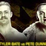 NXT・UKブランドを確立した一戦、タイラー・ベイト対ピート・ダン!【WWE・NXT UK・2020.6.18】