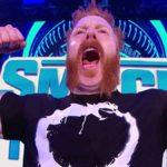 真犯人?シェイマスがジェフ・ハーディーにブローグキック!【WWE・スマックダウン・2020.6.5・PART1】