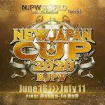 新日本プロレス・試合結果・2020.7.2・ニュージャパンカップ2020・7日目・準々決勝戦【オープニングVTR】