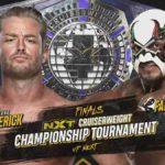 新クルーザー級王者誕生!アイザイア・スコット対ジャック・ギャラハー!【WWE・205 LIVE・2020.6.5】