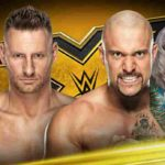 カリオン・クロス対ダイジャコビッチ!リードが北米王座挑戦権獲得!【WWE・NXT・2020.7.22・PART2】
