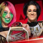 女子王者対決、アスカ対ベイリー!【WWE・RAW・2020.7.6・PART2】