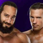 トニー・ニース&アイザイア・スコットとエバーライズの抗争激化!【WWE・205 LIVE・2020.7.17】