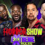 WWE・2020.7.19・エクストリームルールズ2020・試合結果・PART1【キックオフショー~目には目を戦】