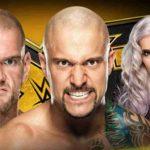 カリオン・クロスのNXT王座初挑戦が正式決定!王者リーに炎で先制攻撃!【WWE・NXT・2020.8.12・PART1】