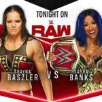 サマースラム2020直前回!アスカ&ベイズラー対サーシャ&ベイリー!【WWE・RAW・2020.8.17・PART1】