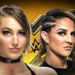 ダコタ・カイがNXT女子王者・紫雷イオへの挑戦権獲得!【WWE・NXT・2020.8.5・PART1】