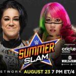 WWE・2020.8.23・サマースラム2020・試合結果・PART1【US王座戦~ストリートファイト】