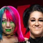 アスカがカイリのリベンジを果たす&RAW女子王座挑戦権獲得!【WWE・RAW・2020.8.10・PART2】