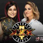 WWE・2020.8.22・NXTテイクオーバー30・試合結果・PART2【コール対マカフィー~NXT王座戦】