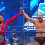 SDタッグ王者セザーロがニュートラライザーでリンセ・ドラドに快勝!【WWE・スマックダウン・2020.8.7・PART1】