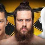 北米王座挑戦者決定戦、KUSHIDA対グライムス対ドリーム!【WWE・NXT・2020.8.12・PART2】