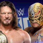 IC王座戦、AJスタイルズ対グラン・メタリック!ショーティーGがヒールターン!【WWE・スマックダウン・2020.7.31・PART1】
