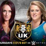 UK女子王座戦、ケイ・リー・レイ対パイパー・ニーブン!ウォルター快勝!【WWE・NXT UK・2020.9.24】