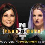 WWE・2020.10.4・NXTテイクオーバー31・試合結果・PART2【女子王座戦~NXT王座戦】