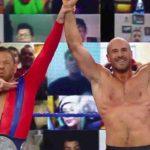 セザーロ対グラン・メタリック!ミズがブリーフ一丁に…【WWE・スマックダウン・2020.9.18・PART1】