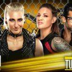スチールケージマッチ、リア・リプリー対メルセデス・マルティネス!【WWE・NXT・2020.9.8・PART2】