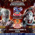CMLL・試合結果・2020.9.25・アニベルサリオ87