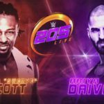 アイザイア・スコットがハウスコールでアリーヤ・デバリに快勝!【WWE・205 LIVE・2020.9.25】