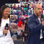 SDタッグ王者組・中邑&セザーロがRAW登場!セドリック・アレキサンダーが裏切り!【WWE・RAW・2020.9.7・PART1】