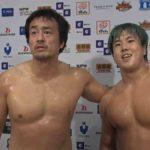 田口&ワト組のタッグチーム名は「ワン・オア・エイト」、みのる「G1に俺を出せ」【新日本プロレス・2020.9.5】
