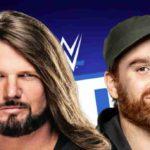 AJスタイルズ対サミ・ゼイン!ベイリーが元・親友サーシャにイス攻撃!【WWE・スマックダウン・2020.9.18・PART2】
