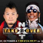 WWE・2020.10.4・NXTテイクオーバー31・試合結果・PART1【北米王座戦~クルーザー級王座戦】