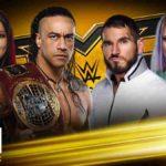 ミックスドマッチ、紫雷イオ&プリースト対ガルガノ&レラエ夫妻!【WWE・NXT・2020.9.30・PART2】