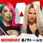 RAW女子王座戦、アスカ対ラナ!AJスタイルズがジョーダン・オモビヒンと共闘!【WWE・RAW・2020.10.19・PART1】