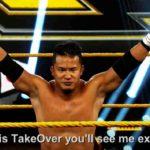 テイクオーバー31直前回、KUSHIDAがホバーボードロックで快勝「全てを爆発させる」【WWE・NXT・2020.9.30・PART1】