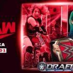 WWEドラフト2020・初日!アスカはRAW残留!ラーズ・サリバン復帰!【WWE・スマックダウン・2020.10.9・PART1】