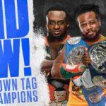 中邑&セザーロが王座陥落、ニューデイがSDタッグ王座獲得!【WWE・スマックダウン・2020.10.9・PART2】
