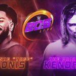 アシャンテ・ ジー・アドニスがスーパーキックで快勝!ニースがアトラスを襲撃!【WWE・205 LIVE・2020.10.9】