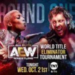 次期AEW世界王座挑戦者決定トーナメント1回戦、ケニー・オメガ対ソニー・キス!【AEW・2020.10.21・前半】