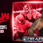 WWEドラフト2020・2日目!フィーンドがRAW移籍!イライアス復帰!【WWE・RAW・2020.10.12・PART1】