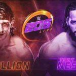 カート・スタリオン対トニー・ニース!ケンドリック対マンソー!【WWE・205 LIVE・2020.10.23】