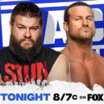 オーエンズ、ブレアがチームSDとしてサバイバーシリーズ2020出場決定!【WWE・スマックダウン・2020.10.30・PART1】