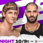 カート・スタリオンがデバリに金星!マンソーがエバーライズに快勝!【WWE・205 LIVE・2020.10.30】