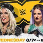 トニー・ストーム対キャンディス・レラエ!マカフィーのパントキック!【WWE・NXT・2020.11.11・PART2】