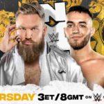 ヘリテージカップ決勝戦、トレント・セブン対Aキッド!【WWE・NXT UK・2020.11.26】
