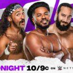 リバーススパニッシュフライ炸裂!カート・スタリオンがクルーザー級王座挑戦権獲得!【WWE・205 LIVE・2020.11.13】