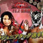 新日本プロレス・試合結果・2020.11.1・ロードトゥパワーストラグル2020・後楽園・二日目【オープニングVTR】