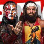 ギター・オン・ア・ポール・マッチ!ミズがキャッシュイン未遂!【WWE・RAW・2020.11.2・PART1】