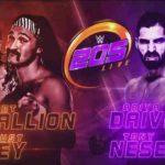 リングネーム変更!オーガスト・グレイ&カート・スタリオン対ニース対デバリ!【WWE・205 LIVE・2020.11.6】