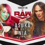 RAW女子王者アスカ対女子タッグ王者ナイア・ジャックス!【WWE・RAW・2020.11.9・PART2】