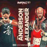 カール・アンダーソン対タッグ王者アレキサンダー!TJPがタイトル挑戦!【インパクトレスリング・2020.11.10】