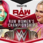 女子王座戦、アスカ対ラナ!アスカが乱入してきた女子タッグ王者に勝利!【WWE・RAW・2020.11.23・PART2】